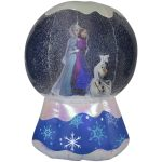 Outdoor Inflatable Snow Globes